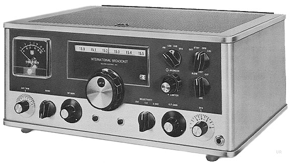 Squires-Sanders SS-IBS Receiver